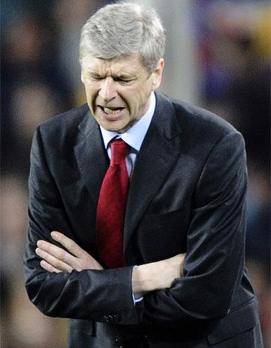 Arsène Wenger has only the Premier League to focus on now