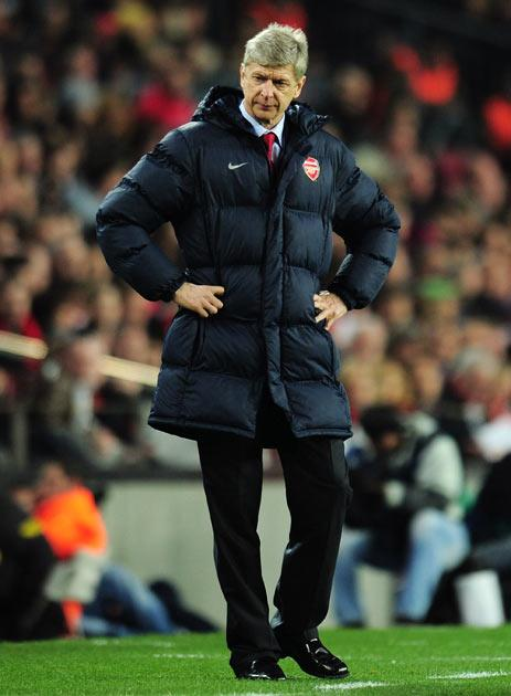 Wenger neds his team to recover quickly