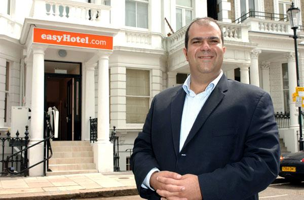 Easy rider: Stelios has been praised for his pragmatic approach to business