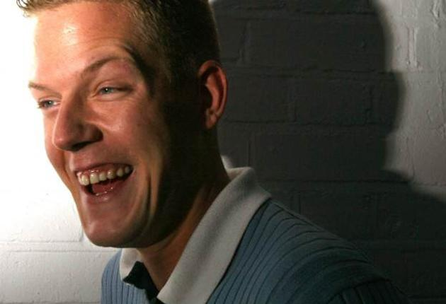 Clint Walters, in 2003, was described as an 'amazing inspiration'