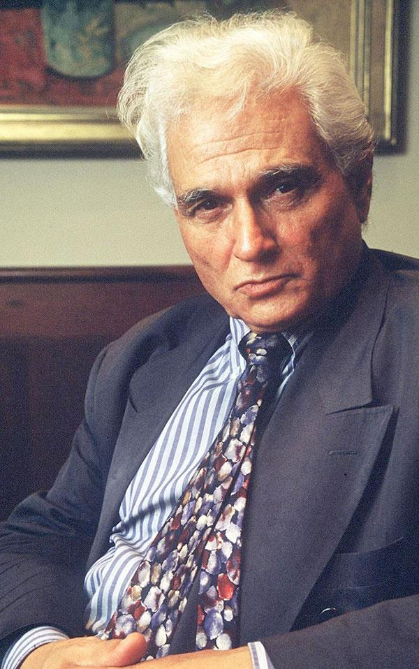 Rebel, charlatan or guru? A study of the mythology surrounding the French philosopher, Jacques Derrida