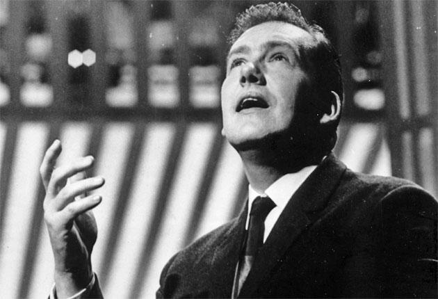 A powerful voice that commanded attention: McKellar in 1966