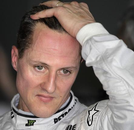 Schumacher: 'The results have not been as great as some people have expected and even myself, yes, I would have loved to have better results.'