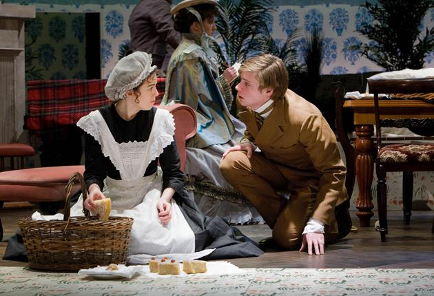 No fairy tale: 'Andersen's English'