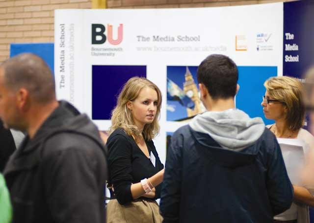 Inside knowledge: Bournemouth's students get to grips with the university