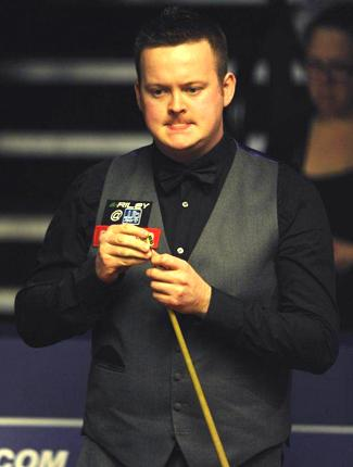Shaun Murphy hit a break of 87 to clinch a 10-7 victory having led 8-1