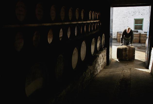 Roll out the barrel: learn more about whisky at the upcoming festival in Speyside
