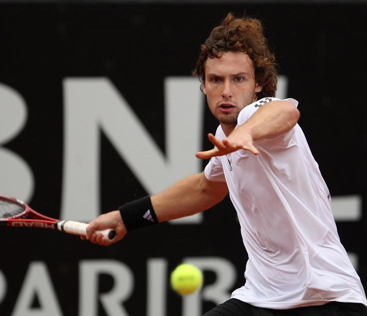 Gulbis held on to record a memorable victory