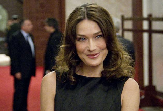 Carla Bruni-Sarkozy feared the concert would overshadow Aids charity gigs