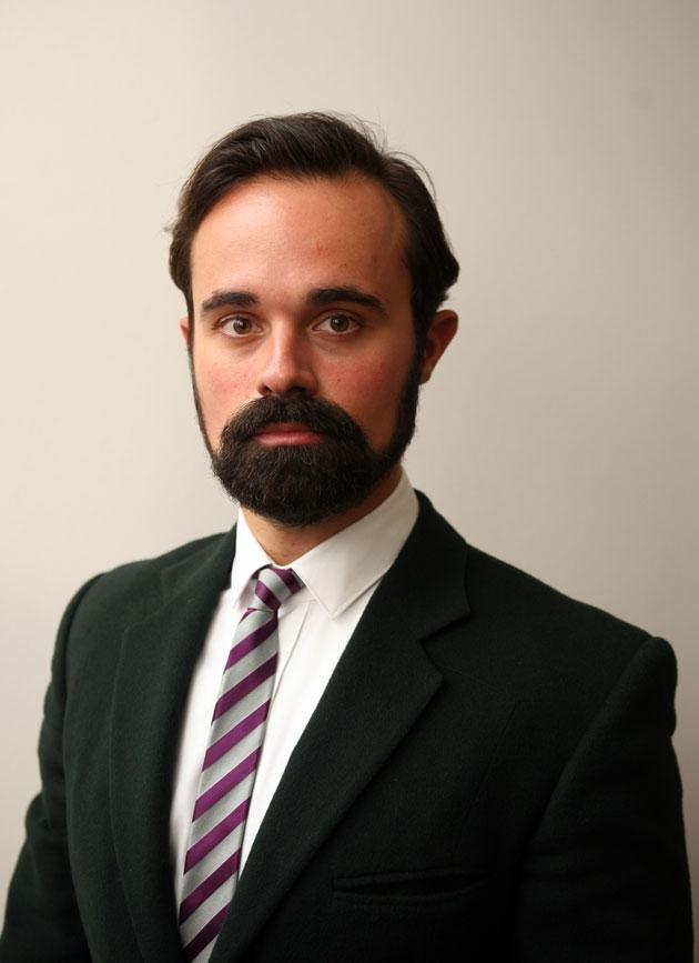 Evgeny Lebedev, chairman of Independent Print Ltd