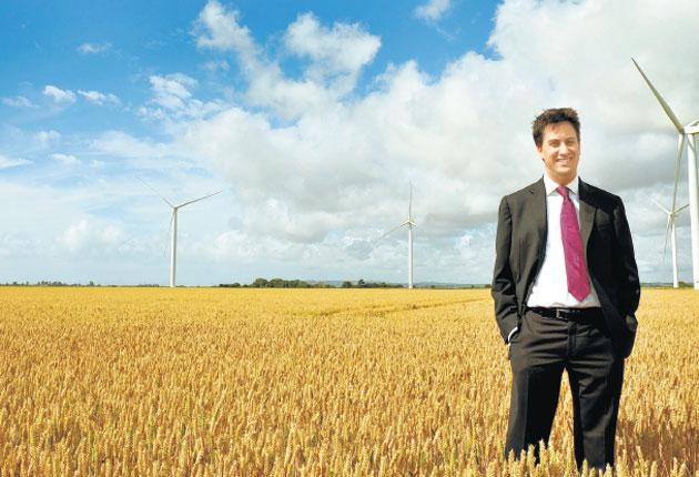 Ed Miliband: 'We really are fighting for future generations'