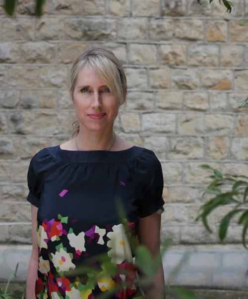 'It is surprising, but I had to do something. Plus there were years of failure before, so it all evens out,' says Lauren Child on the success of her books
