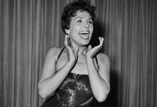 'With Lena Horne you feel the authentic electricity at the nape of the neck,' wrote one critic