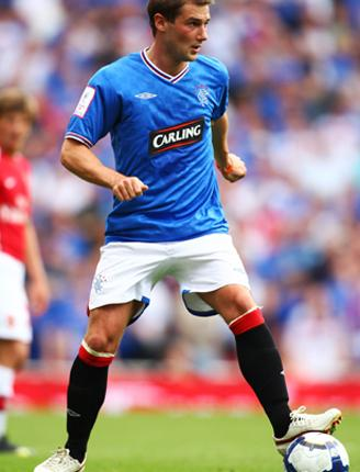 Kevin Thomson admitted having a 'stop start' season at Rangers but felt he had improved as the campaign went on
