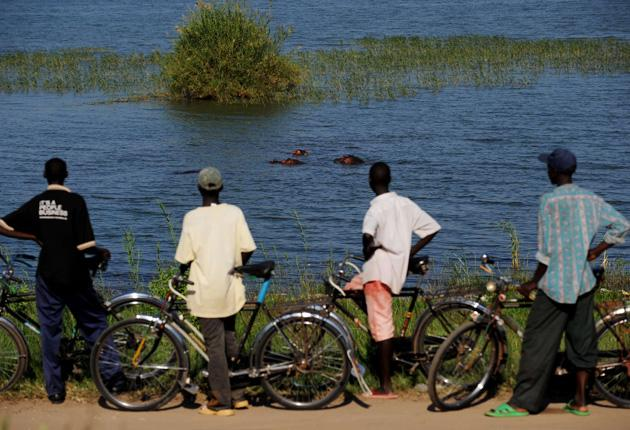 People in Burundi and across south-central Africa rely on Tanganyika's fish as a crucial source of protein