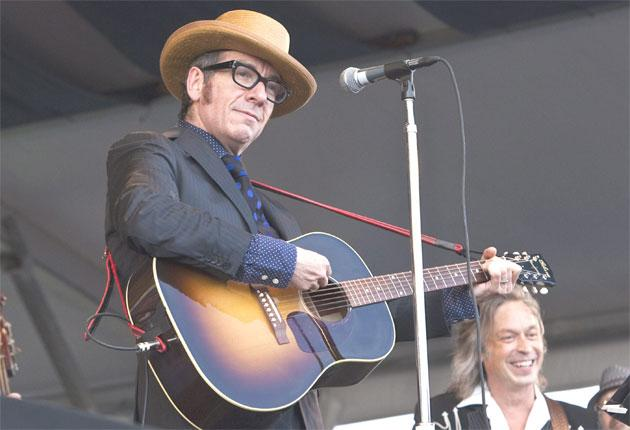 Elvis Costello: Boycotting Israel over the 'suffering of the innocent'