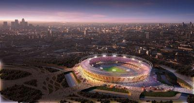 Olympic Delivery Authority Unveils Olympic Stadium Plans / LONDON 2012