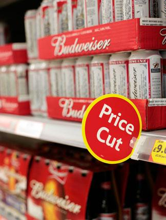 Tesco first called for a ban on cheap alcohol deals in supermarkets two years ago