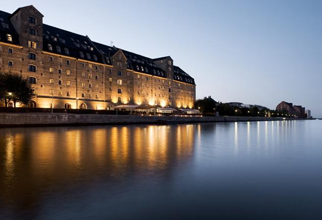 You could be the lucky winner of two nights' B&B at the four-star Copenhagen Admiral Hotel
