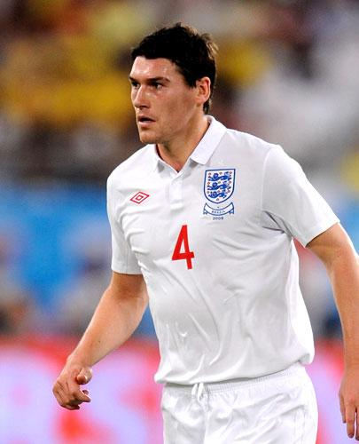 Fabio Capello described Gareth Barry as 'one of the important players'