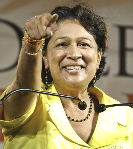 Kamla Persad-Bissessar says no one group or class will dominate country