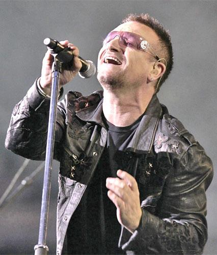 Bono underwent surgery on Friday and doctors have advised the singer to rest for two months
