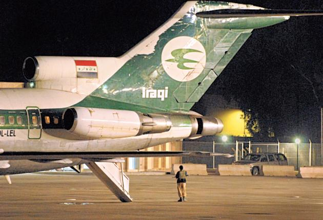 Iraqi Airways has been dissolved by the country's government