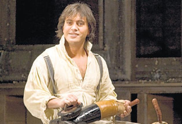 Erwin Schrott in Le Nozze di Figaro
