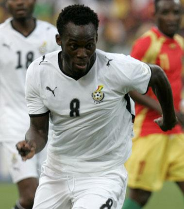 Ghana have been left reeling after Michael Essien was ruled out of the world cup through injury