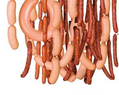 Scientists say lab-grown processed meats like sausages and hamburgers could become reality in a few years.