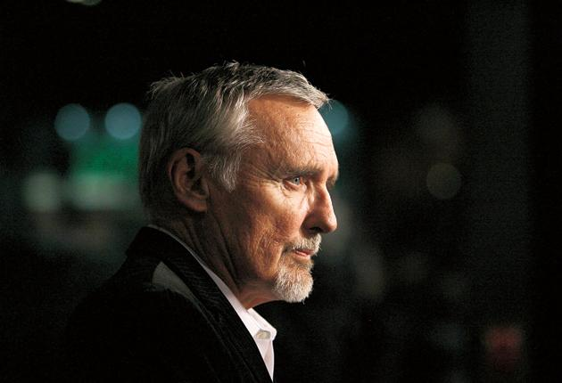 Dennis Hopper survived bouts of drink, drugs and professional ostracism before returning to cult status