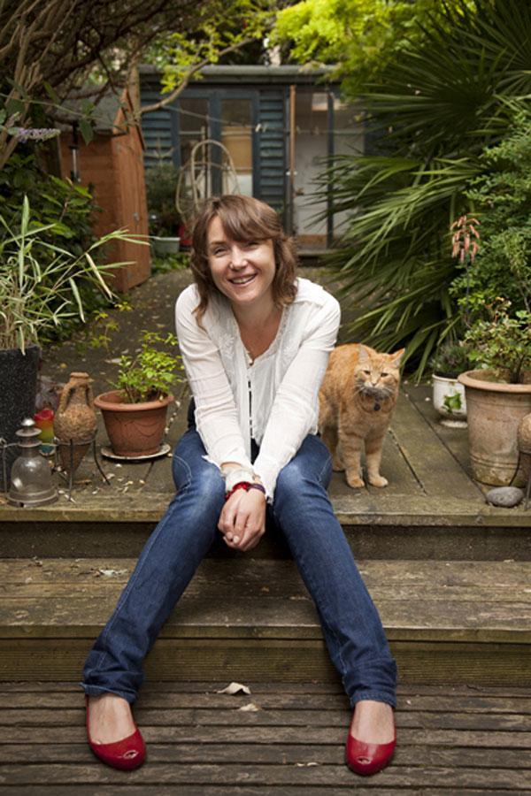 Getting back to nature: Jessica Albarn