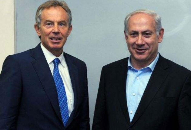 Tony Blair's calls for an easing of the blockade chime with remarks from senior US officials that the current situation is untenable