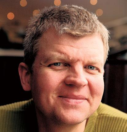 Adrian Chiles will present ITV's World Cup coverage this month