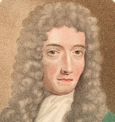 Visionary scientist Robert Boyle