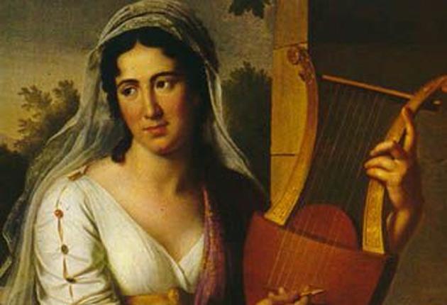 Rossini wrote the title role for the star Neapolitan soprano Isabella Colbran, who had become his wife.