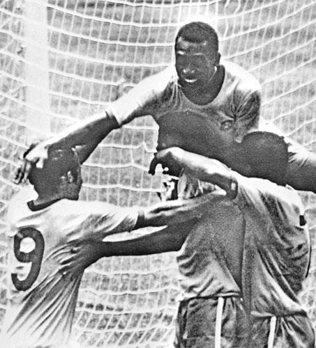 Pele inspired Brazil to glory in 1970 but was nearly dropped in the build-up