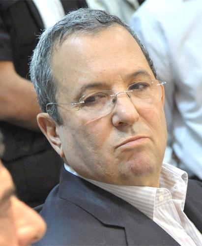 Israel's Defence Minister Ehud Barak made a move for the weapons during a recent visit to Washington