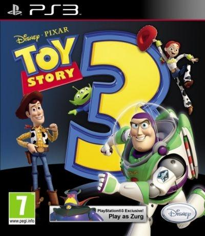 'Toy Story 3' video game cover - a game that took critics by surprise