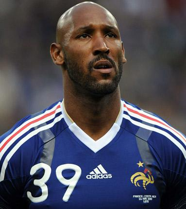 Nicolas Anelka has started 41 games during Chelsea's Double-winning season, 19 more than Joe Cole, who has been released by the Stamford Bridge club