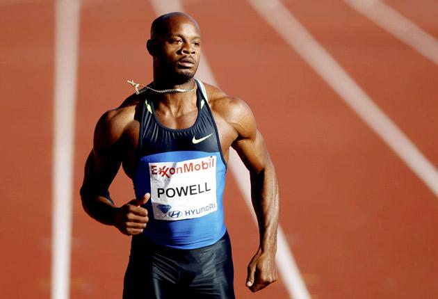 Asafa Powell has dominated the 100m this season, he hopes to keep up his good form: 'Everything is going great with the races now and I am expecting to keep improving as the season progresses'