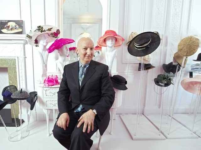 Stephen Jones: 'I notice things like the shape of a mountain or a fabulous hat somebody is wearing'