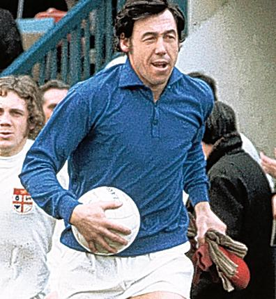 Gordon Banks is promoting Gourmet Burger Kitchen's World Cup Menu by agreeing to let the burger chain rebrand itself as 'Gordon Banks's Kitchen'