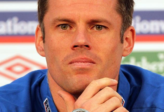 Jamie Carragher backed Robert Green to recover from his nightmare start to the World Cup.