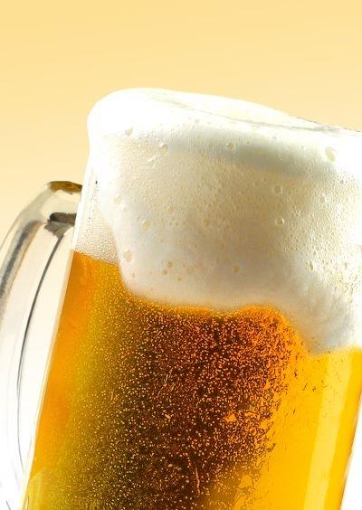 A non-alcoholic beer is being touted as a sports drink.