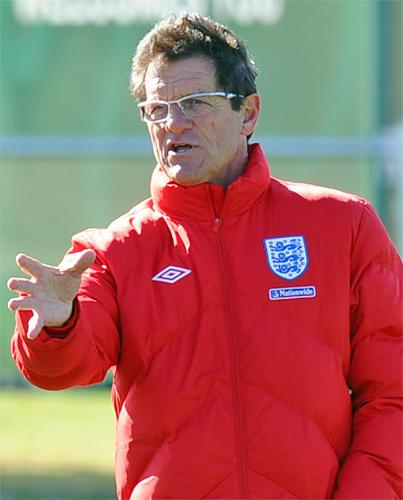Mixing it up: is England manager Fabio Capello's balancing of encouragement with criticism the way to get the best out of his players?