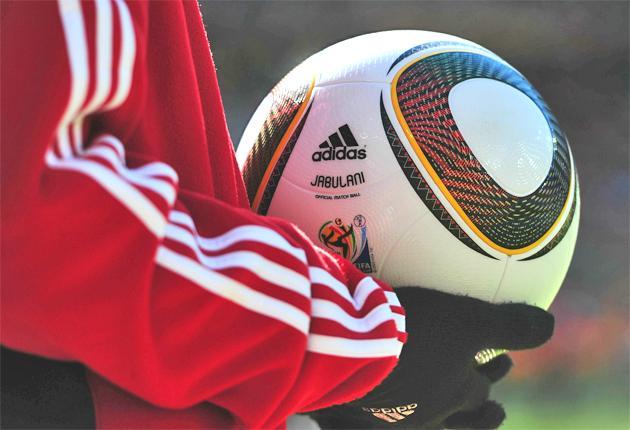 England are less familiar with the Jabulani ball than Germany
