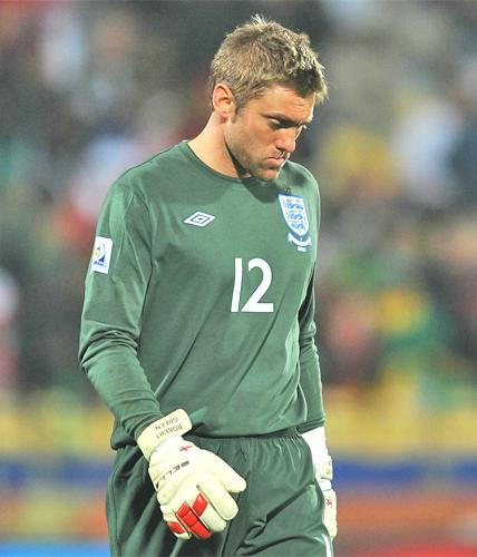 Rob Green should be dropped for tomorrow's game with Algeria after his howler against the US