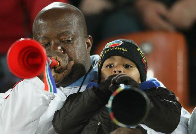 A YouGov poll found 35 per cent of viwers have turned the volume down because of the vuvuzelas and 17 per cent have avoided watching games they would otherwise have followed