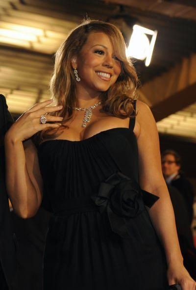 Mariah Carey will launch three new fragrances in July